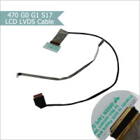 LCD LVDS cable HP ProBook 470 G0 G1 S17 laptop screen display video ca
