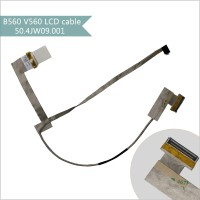 LCD LED LVDS cable Lenovo B560 V560 laptop screen display cable 50.4JW