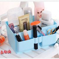 Kotak organizer rak multifungsi alat mandi kosmetik alat tulis C001