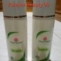 Jual Theraskin AHA Cleanser / Sabun Cuci Muka Murah