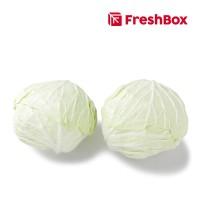 FreshBox Kol Putih 1-1,5 kg/1-2 pcs