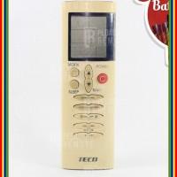 Remot Remote AC Teco Ori Original 3 DBUNTASNSU perkakas murah