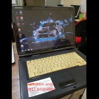 BIG SALE Laptop Second Fujitsu A8270 Core 2 Duo RAM 2GB HDD 80GB 15in