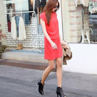 Atasan Pakaian Wanita Baju Harga Murah Model Ala Korea Dress Korean