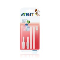 Jual Diskon Philips Avent Replacement Straw and Brush Set / Sedotan Botol Murah