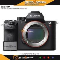big promo Kamera Sony Alpha A7R II Body Only |Admin wa :