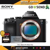 big promo Kamera Mirrorless Sony Alpha A7s Body Only |Admin wa :