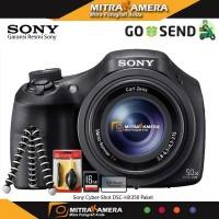 big promo Kamera Sony Cyber-Shot DSC-HX350 Paket |Admin wa :