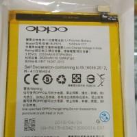 ORIGINAL Baterai Batrai Batre Battre Oppo Neo9 Neo 9 / A37 BLP615