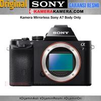 Harga sony alpha a7 mirrorless digital camera body only | Pembandingharga.com