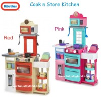 Jual Little Tikes Cook n Store Kitchen Murah