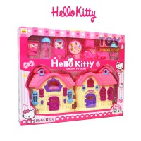 Dream Home Hello Kitty 592 - Mainan Rumah-Rumahan Hello Kitty Pink