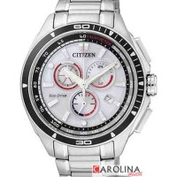 JAM TANGAN AT0956-50A SILVER DIAL STAINLESS STELL