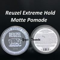 Jual Pomade Reuzel Matte Matt Clay Strong Hold 4 oz (FREE SISIR SAKU) Murah
