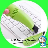 USB Vacum Cleaner Pembersih Keyboard Hardware Komputer Laptop Mini