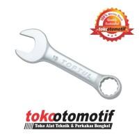 Kunci Ring Pas 13 Mm (Pendek) TOPTUL - Kunci Ring Pas Best Quality