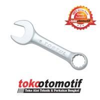 Kunci Ring Pas 9 Mm (Pendek) TOPTUL - Kunci Ring Pas Best Quality