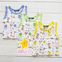 Kaos Anak Oblong Ridges Baju Bayi Harian Anak Karakter-