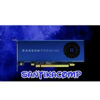 VGA AMD RADEON™ PRO WX 3100 WORKSTATION GRAPHICS