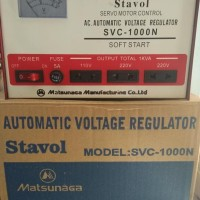 Harga Stavolt 1000 Watt Travelbon.com