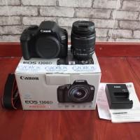 Canon 1300D Wi-Fi Lensa Kit 18-55mm   Jual Beli Kamera Surabaya