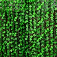 1 Meter Daun Rambat / Tanaman Hias Sulur Palsu Plastik Dekorasi Rumah