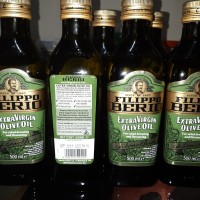 Minyak Zaitun Extra Virgin Olive Oil Filippo Berio 500ml