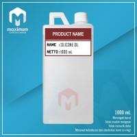 Silicone Oil 1 liter// Minyak Silicone 1 liter // Pelumas 1 liter