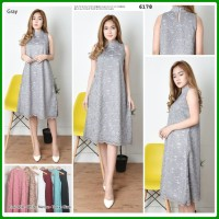 Jual Aneka Dress Brokat Model Terlengkap Harga Dress Brokat