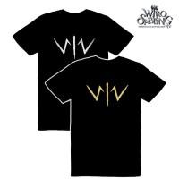 T-Shirt Kaos Regular Wiro Sableng (Gold / Emas)