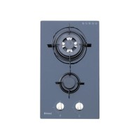 Built-in Gas Hob Kompor Gas Tanam 2 Tungku Rinnai RB-312N (GB)