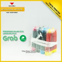 Infus Kit Vision  Tinta Printer Canon Complete 100 ml