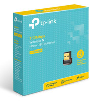 TP-LINK TL-WN725N | Nano USB WiFi Adapter 150 Mbps