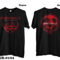 Harga kaos band burgerkill tshirt musik rock bgr | DEMO GRABTAG