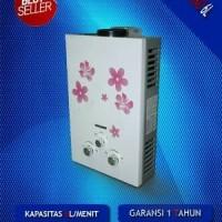 Harga pemanas air system gas water heater nikko pelengkap kam paling   Pembandingharga.com