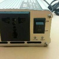 Paket Genset Mini Inverter 2in1 Charger Aki sekaligus I Paling Laris