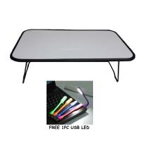 Harga meja laptop kayu foldable   antitipu.com