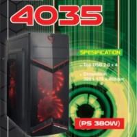 PC RAKITAN GAMING i7 - SPEC 1