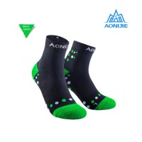 Aonijie E4092 Running Socks - Kaos kaki lari sepeda outdoor- GREEN
