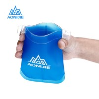 AONIJIE 170ml Folding Soft Water Cup - Gelas Lari Trail Marathon