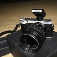 Mirrorless Samsung NX300 Plus Bonus