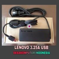 Carger - Adaptor Laptop Lenovo G40 G40-30 G40-45 G40-70 20v-3.25A ORI
