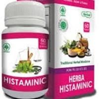 HIU Herba Herbal Histaminik Histaminic Herbal Obat Kulit