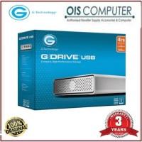 G DRIVE 4 TB USB 3.0 Harddisk External G1 GDRIVE G-TECHNOLOGY G-Drive