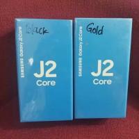 HP SAMSUNG J2 CORE GARANSI RESMI SEIN BLACK&GOLD - HITAM