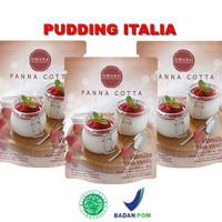 Omura Dessert Shooter - Panna Cotta VANILA 3 Pouch
