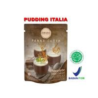 Omura Dessert Shooter Panna Cotta - Chocolate