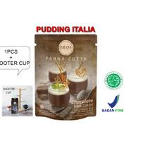 [HOT DEAL] Omura Dessert Shooter Panna Cotta + 1 BOX Omura Shooter Cup