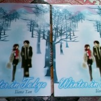 Dasar & Novel) Winter in Tokyo-Ilana Tan