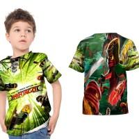 Harga kaos baju tshirt anak ninjago   Pembandingharga.com
